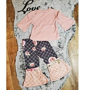 Other - New baby/toddler girl A+++Quality Cutest outfit!